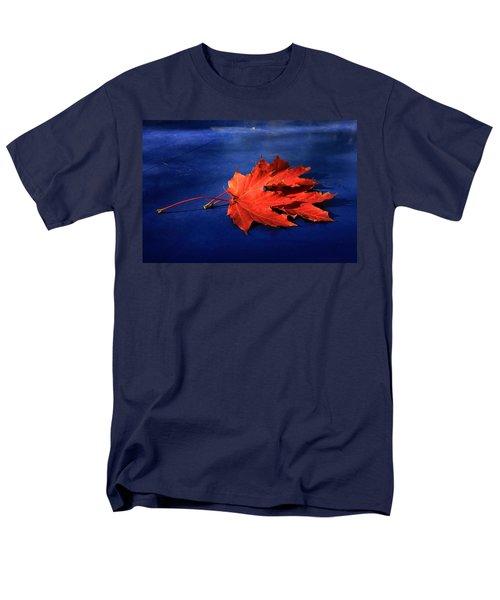 Autumn Fire Men's T-Shirt  (Regular Fit) by Leena Pekkalainen