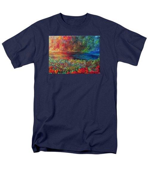 Beautiful Day Men's T-Shirt  (Regular Fit) by Teresa Wegrzyn