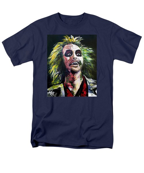 Beetlejuice Men's T-Shirt  (Regular Fit) by Tom Carlton