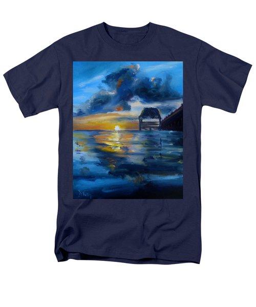 Belizean Sunrise Men's T-Shirt  (Regular Fit)