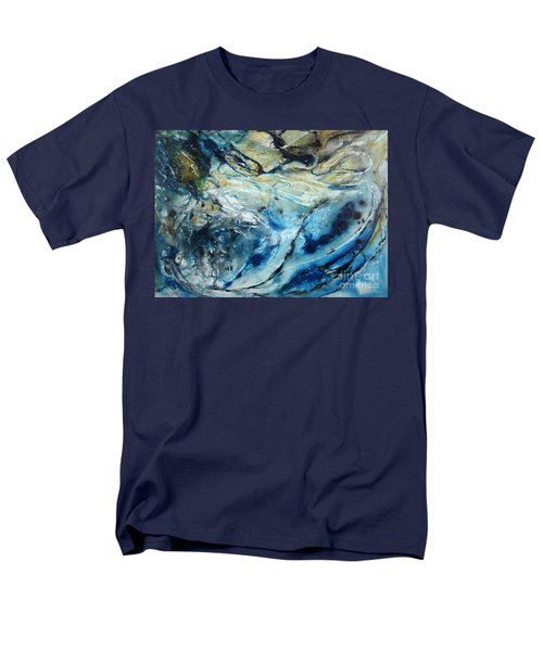 Beneath The Surface Men's T-Shirt  (Regular Fit) by Valerie Travers