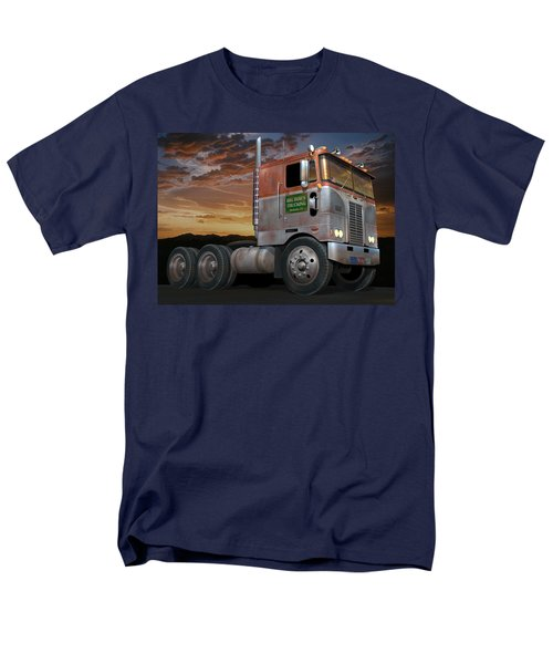 Big Bob's Cabover Men's T-Shirt  (Regular Fit) by Stuart Swartz