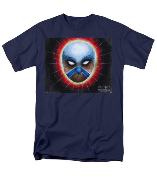 Bird Totem Mask Men's T-Shirt  (Regular Fit)