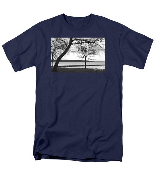 Men's T-Shirt  (Regular Fit) featuring the photograph Borrestranda by Randi Grace Nilsberg