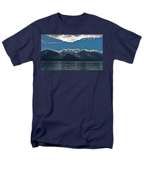 Men's T-Shirt  (Regular Fit) featuring the photograph Bright And Cloudy by Aimee L Maher Photography and Art Visit ALMGallerydotcom