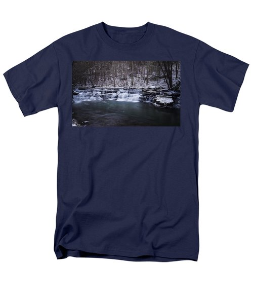 Campbell Falls Men's T-Shirt  (Regular Fit)