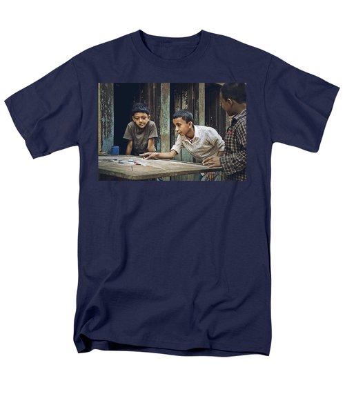 Carrom Boys Men's T-Shirt  (Regular Fit)