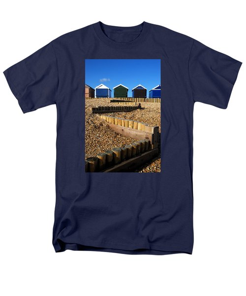 Men's T-Shirt  (Regular Fit) featuring the photograph Closed For The Winter by Wendy Wilton