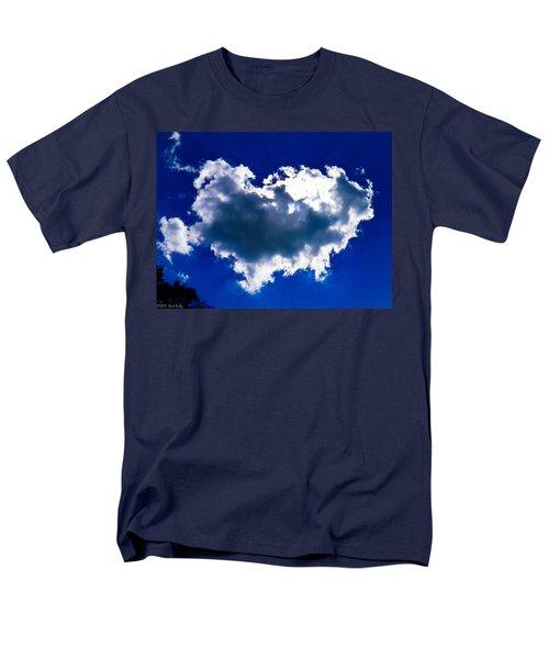 Cloud Men's T-Shirt  (Regular Fit) by Nick Kirby