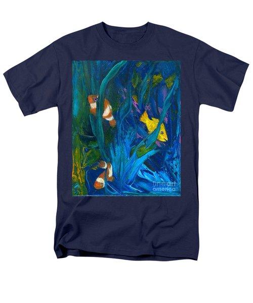 Clowning Around Men's T-Shirt  (Regular Fit) by Denise Hoag