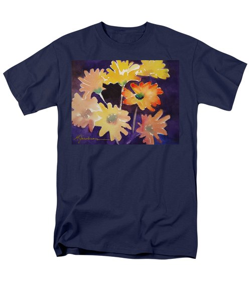 Color And Whimsy Men's T-Shirt  (Regular Fit) by Marilyn Jacobson