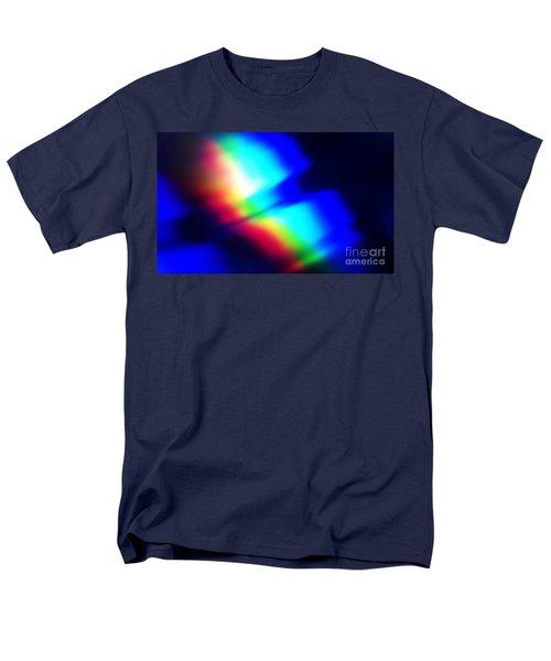 Coloured Light Men's T-Shirt  (Regular Fit) by Martin Howard