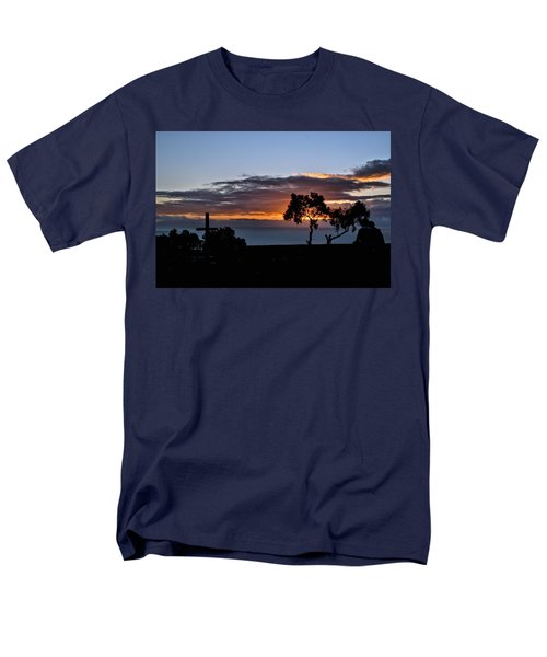 Men's T-Shirt  (Regular Fit) featuring the photograph Couple by Michael Gordon