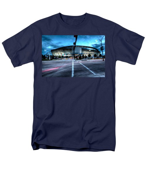 Cowboys Stadium Pregame Men's T-Shirt  (Regular Fit) by Jonathan Davison