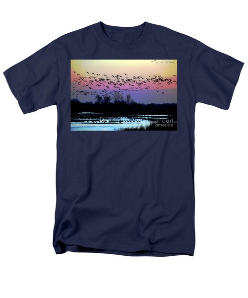 Crane Watch 2013 Men's T-Shirt  (Regular Fit)