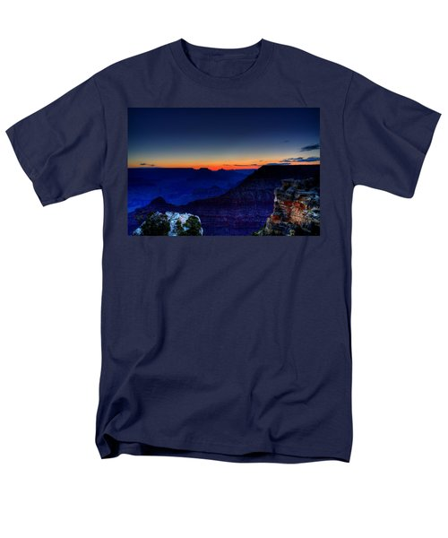 Dawn Is Breaking Men's T-Shirt  (Regular Fit) by Dave Files