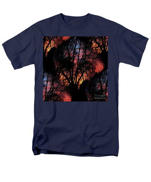 Sunrise - Dawn's Early Light Men's T-Shirt  (Regular Fit) by Luther Fine Art