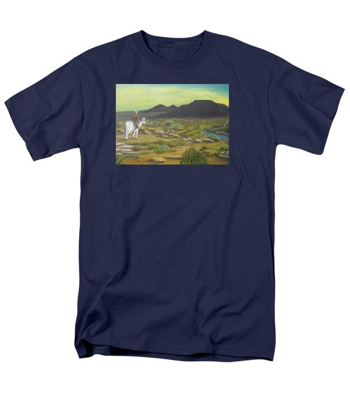 Day Is Done Men's T-Shirt  (Regular Fit) by Sheri Keith