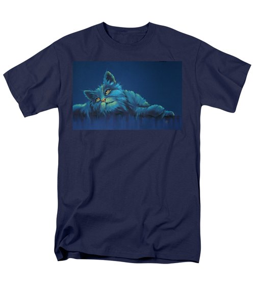 Men's T-Shirt  (Regular Fit) featuring the drawing Daydreams by Cynthia House