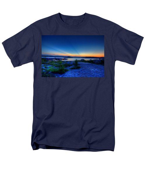 Days End Men's T-Shirt  (Regular Fit) by Dave Files