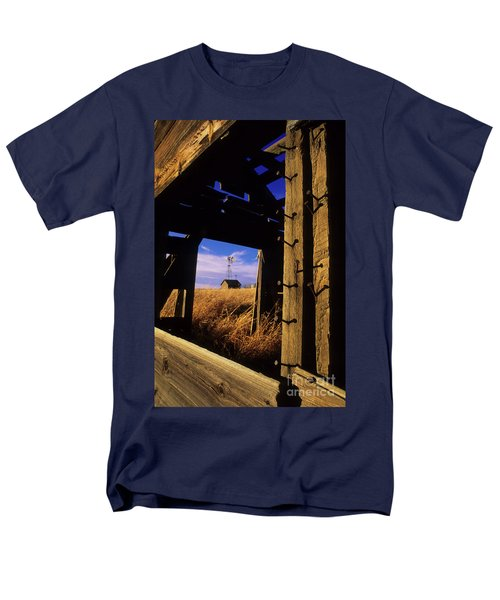 Days Gone By Men's T-Shirt  (Regular Fit) by Bob Christopher