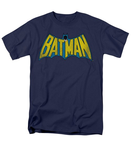 Dc - Classic Batman Logo Men's T-Shirt  (Regular Fit) by Brand A