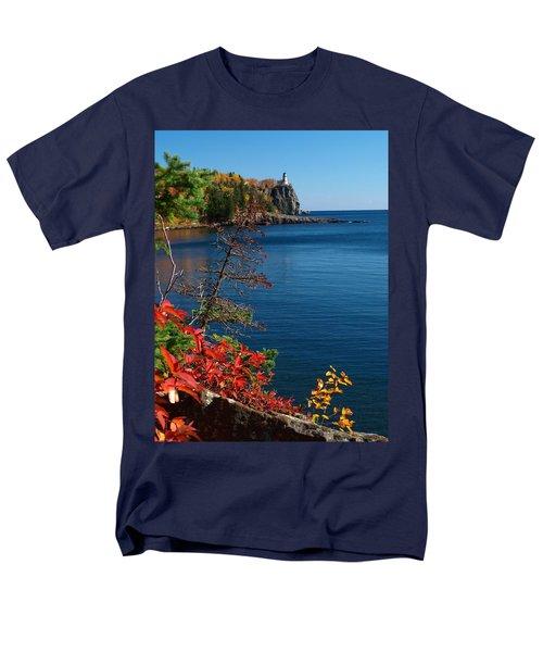 Deep Blue Superior Men's T-Shirt  (Regular Fit) by James Peterson