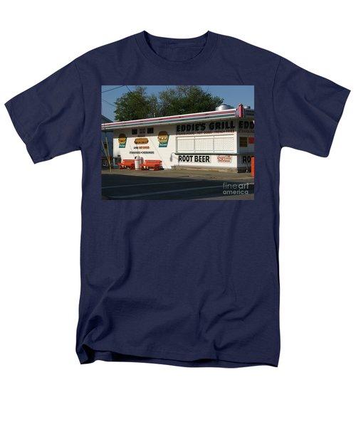 Eddie's Grill Men's T-Shirt  (Regular Fit) by Michael Krek