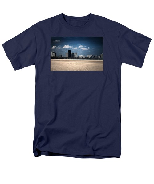 Men's T-Shirt  (Regular Fit) featuring the photograph Edgewater by Milena Ilieva