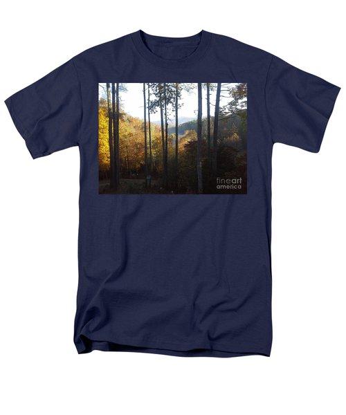 Ellijay Color Men's T-Shirt  (Regular Fit) by Jan Dappen