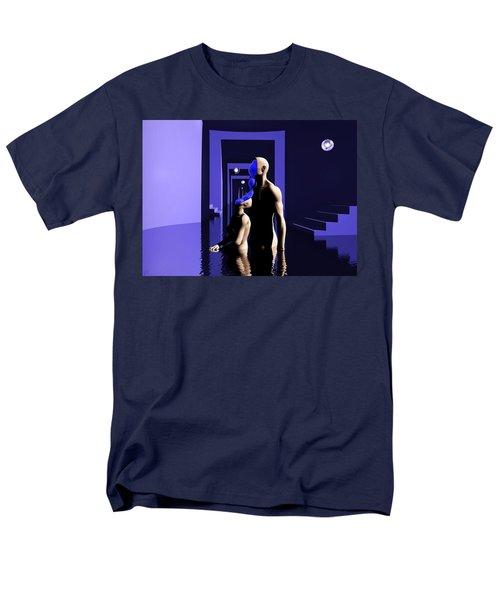 Emotional Symbiosis Men's T-Shirt  (Regular Fit)