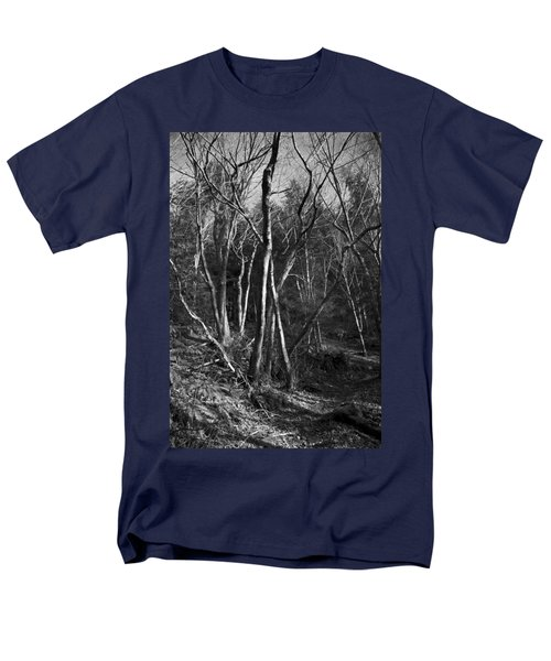 Men's T-Shirt  (Regular Fit) featuring the photograph Enchanted Forest by Yulia Kazansky