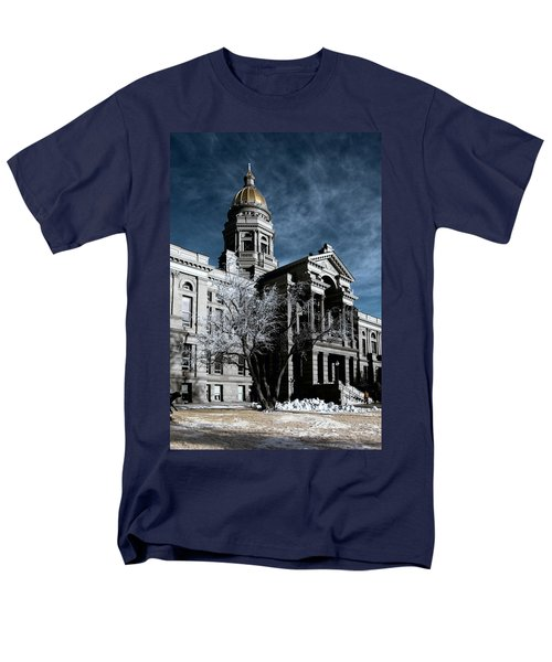 Equality State Dome Men's T-Shirt  (Regular Fit) by Greg Collins
