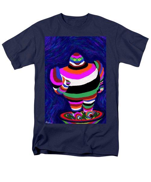 Eurotrazz Men's T-Shirt  (Regular Fit) by Robert SORENSEN