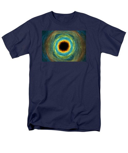 Eye Iris Men's T-Shirt  (Regular Fit) by Martin Capek