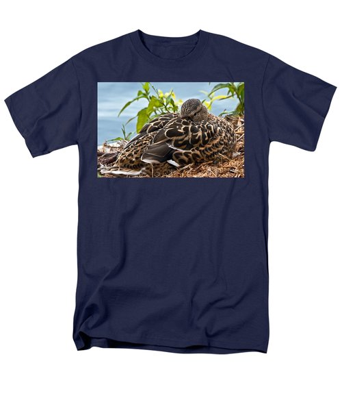 Men's T-Shirt  (Regular Fit) featuring the photograph Eye Watching You by Kate Brown