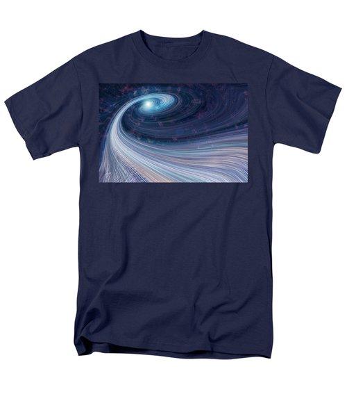 Fabric Of Space Men's T-Shirt  (Regular Fit) by Fran Riley