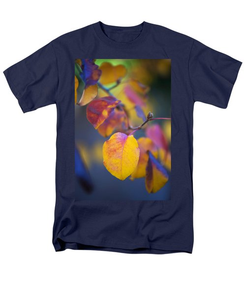 Men's T-Shirt  (Regular Fit) featuring the photograph Fall Color by Stephen Anderson
