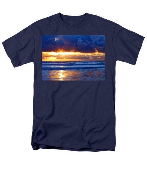 Fire On The Horizon Men's T-Shirt  (Regular Fit) by Darren  White