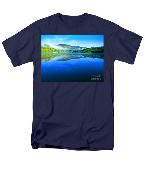 Fishing Spot 5 Men's T-Shirt  (Regular Fit) by Greg Patzer