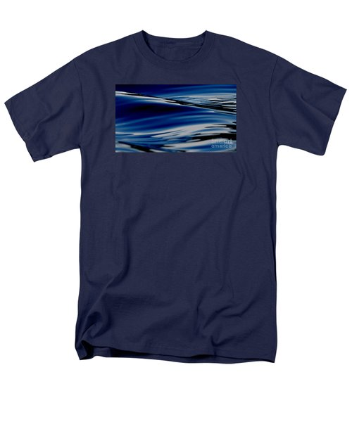 Men's T-Shirt  (Regular Fit) featuring the photograph Flowing Movement by Janice Westerberg