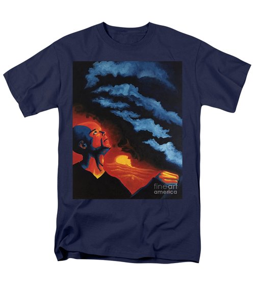 Foreseen Men's T-Shirt  (Regular Fit) by Michael  TMAD Finney