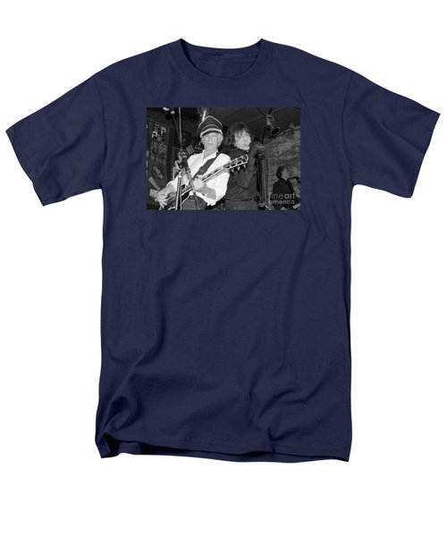 Men's T-Shirt  (Regular Fit) featuring the photograph Forever Rock N Roll Young by Steven Macanka