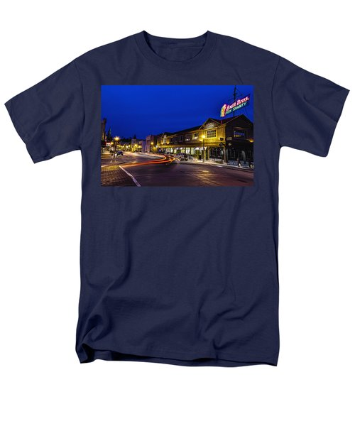 Friday Night Lights Men's T-Shirt  (Regular Fit) by James  Meyer