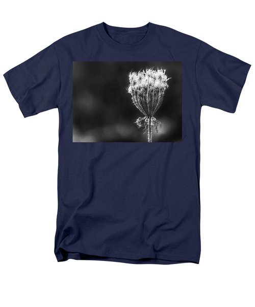 Men's T-Shirt  (Regular Fit) featuring the photograph Frozen Queen by Melanie Lankford Photography
