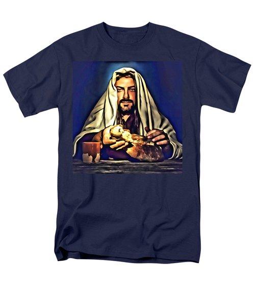 Full Of Love Men's T-Shirt  (Regular Fit)
