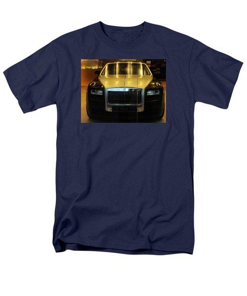 Men's T-Shirt  (Regular Fit) featuring the photograph Rolls Royce Ghost by Salman Ravish