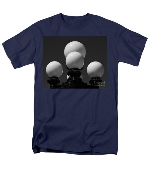 Men's T-Shirt  (Regular Fit) featuring the photograph Globes by Linda Bianic
