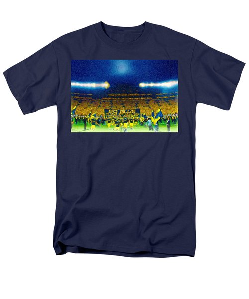 Glory At The Big House Men's T-Shirt  (Regular Fit) by John Farr