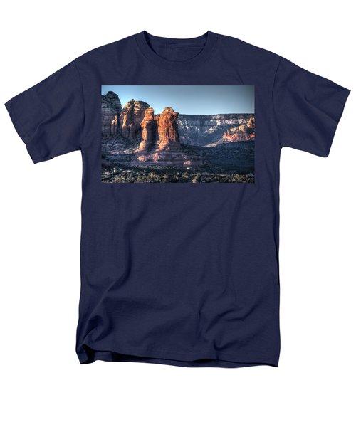 Men's T-Shirt  (Regular Fit) featuring the photograph Golden Buttes by Lynn Geoffroy
